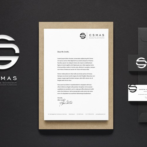 Branding Concept for a Consulting Firm