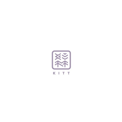 KITT - Logo for travel goods company.