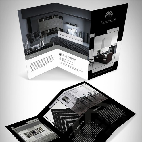 Brochure needed Platinum Construction