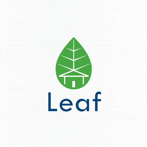 Logo Design for Leaf - Sente Mortgage Flyer System