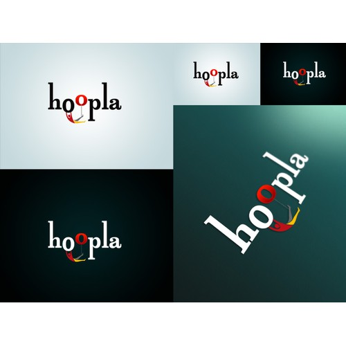 Logo for new Startup (Guaranteed) - Hoopla Software