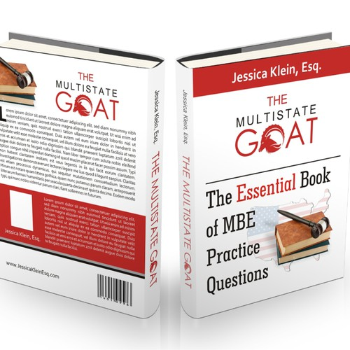 Cover for bar exam study guide