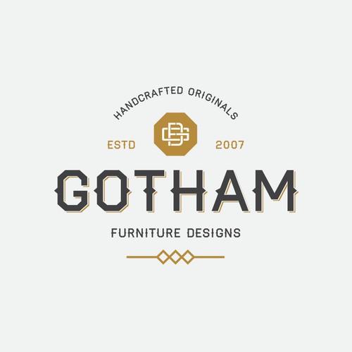 Gotham Logo Design