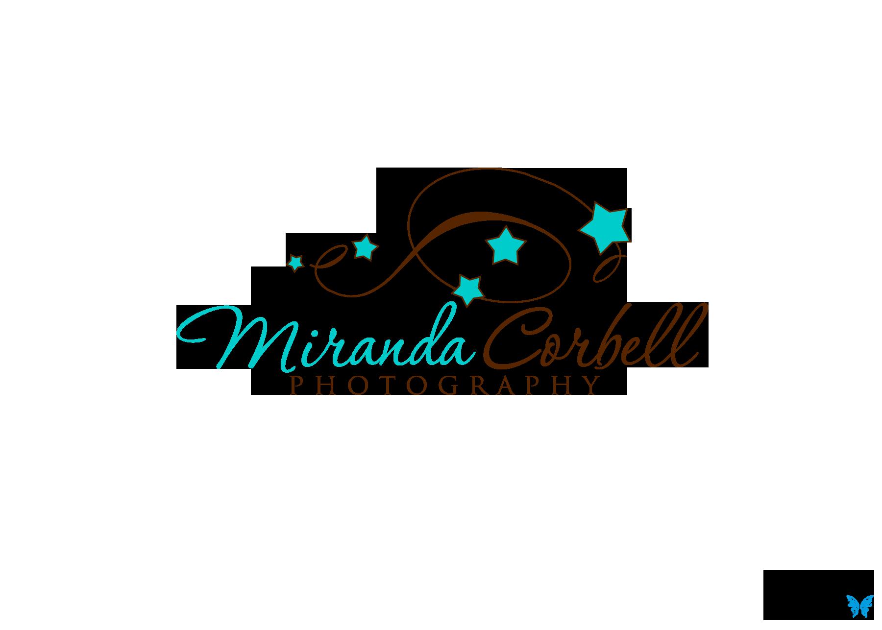 Help Miranda Corbell Photography with a new logo