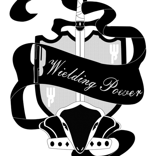 New logo and business card wanted for Wielding Power
