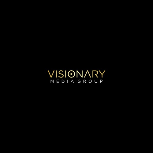 logo concept for VISIONARY MEDIA GROUP