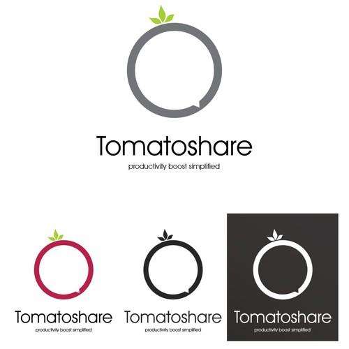 Tomatoshare needs a new logo