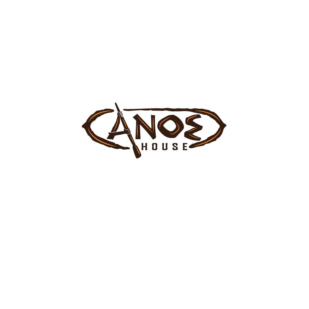 Island Bar/Cafe Logo: The Canoe House