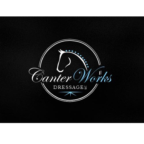 Elegant Dressage Logo