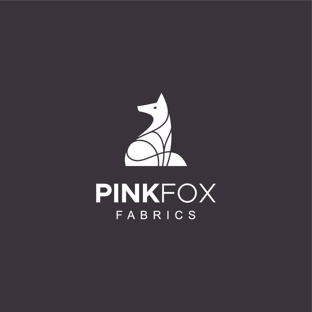 *NEW* Pink Fox Fabrics looking for funky unique Logo