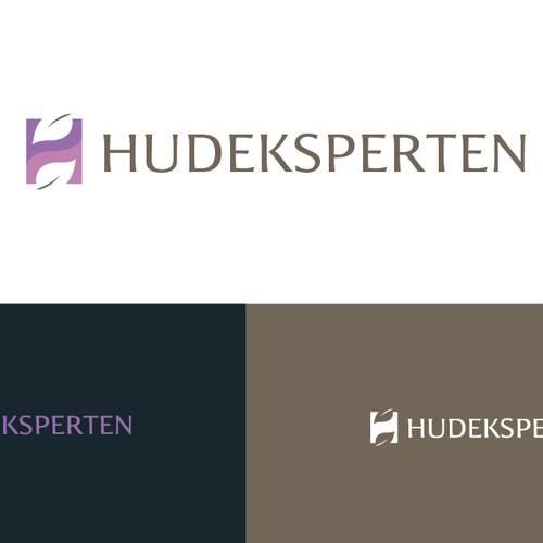 Logo design for skin care supplier