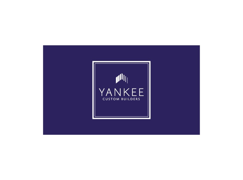 Create business cards for Yankee Builders