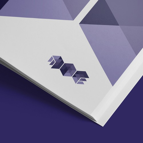 Visually appealing monogram logo for MoE