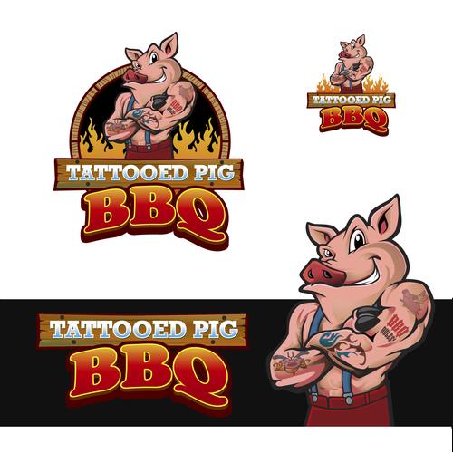 Tattoed Pig BBQ