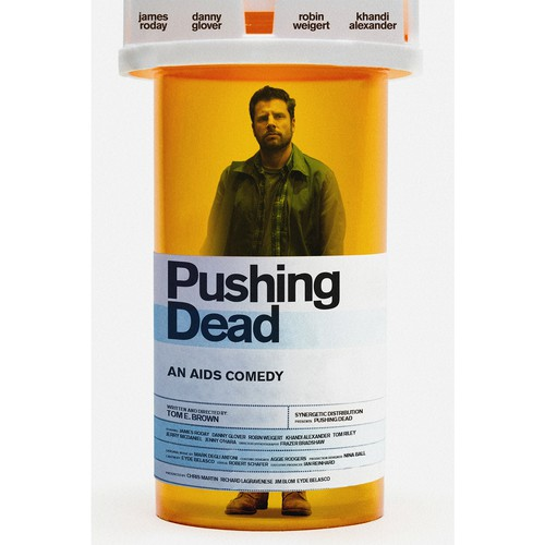 Movie poster for Pushing Dead