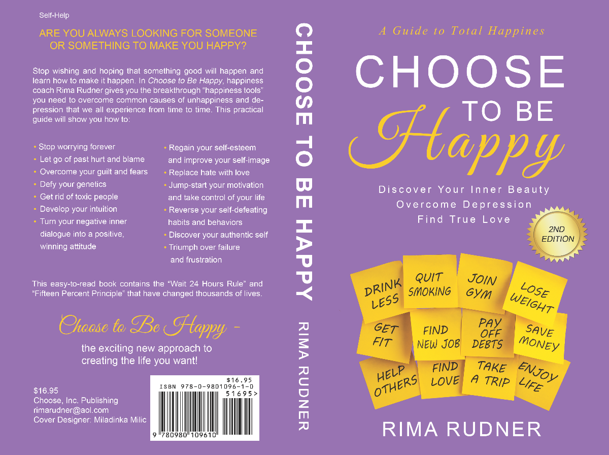 Choose to Be Happy AND Are We Happy Yet? Cover Projects