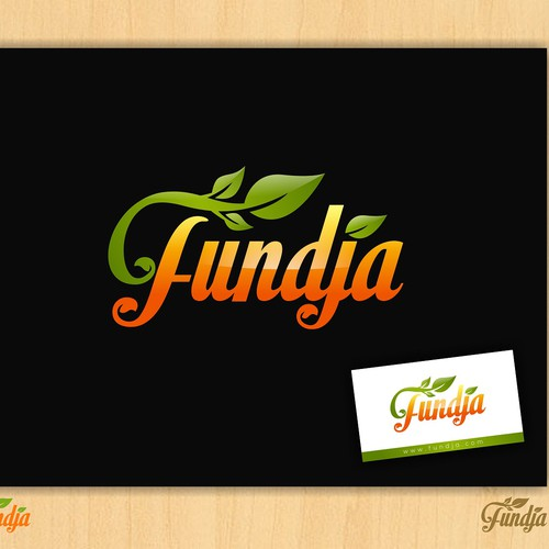 Fundja - Crowd funding for youth - needs a logo!!