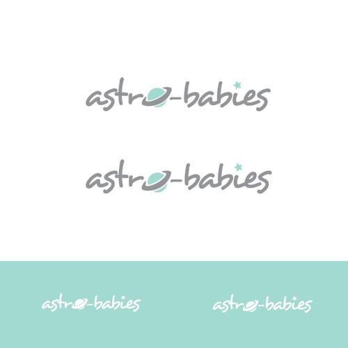 Create a fun whimsical logo new baby apparel company