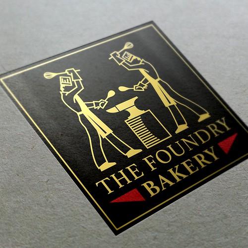 Premium Artisanal Bakery Logo Design