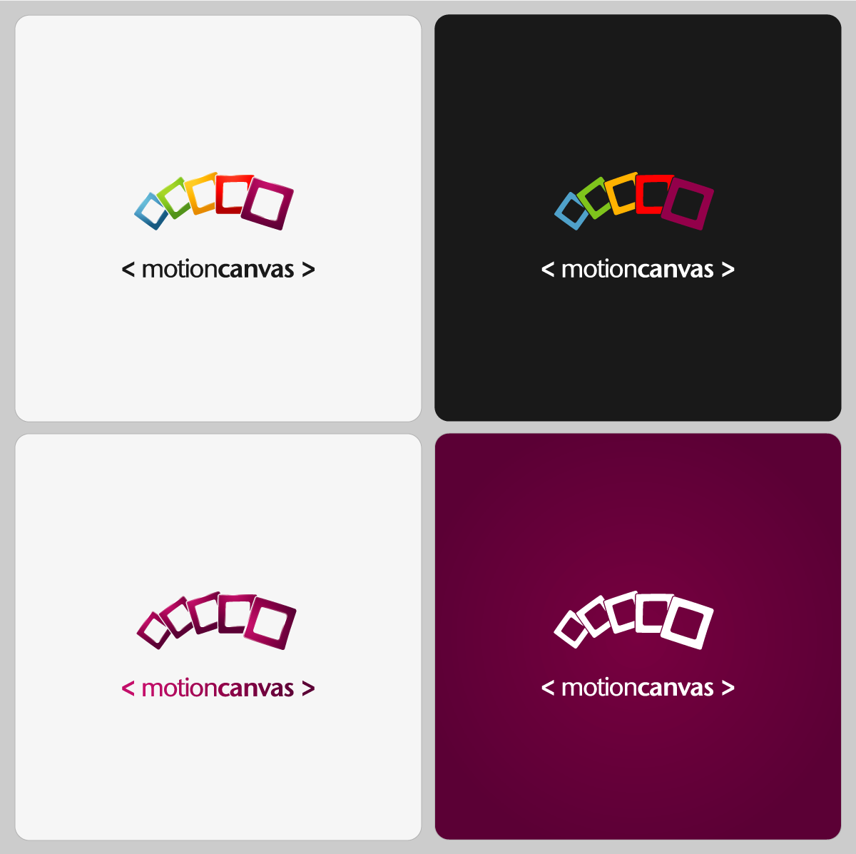 Motion Canvas needs a new logo
