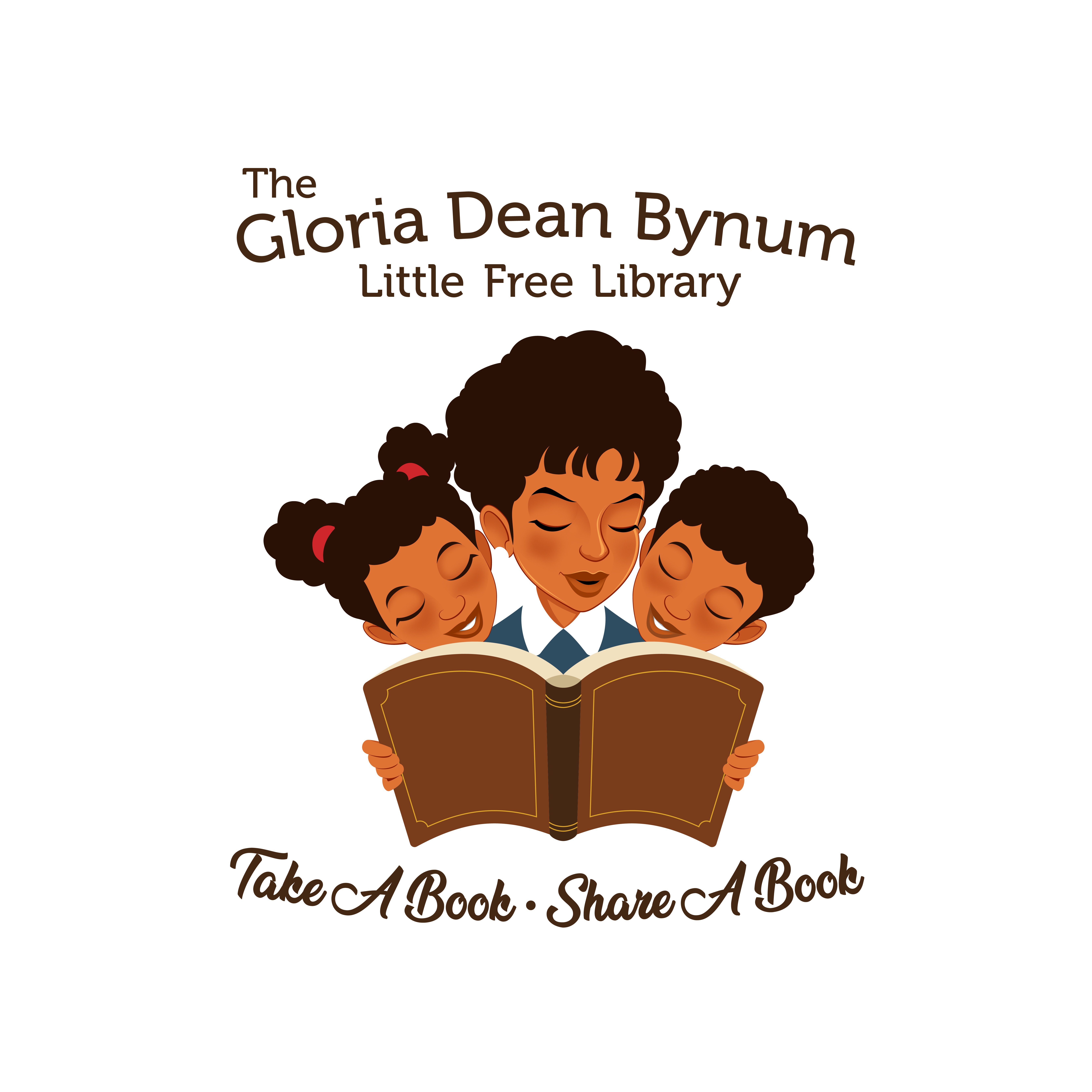 The Gloria Dean Bynum Little Free Library