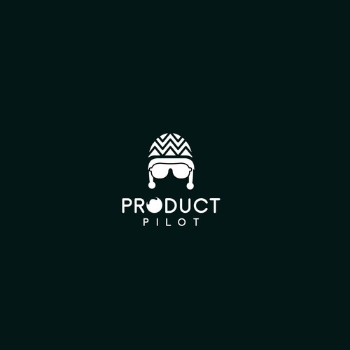 logo design concept for PRODUCT pilot