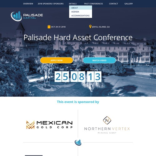 Conference web