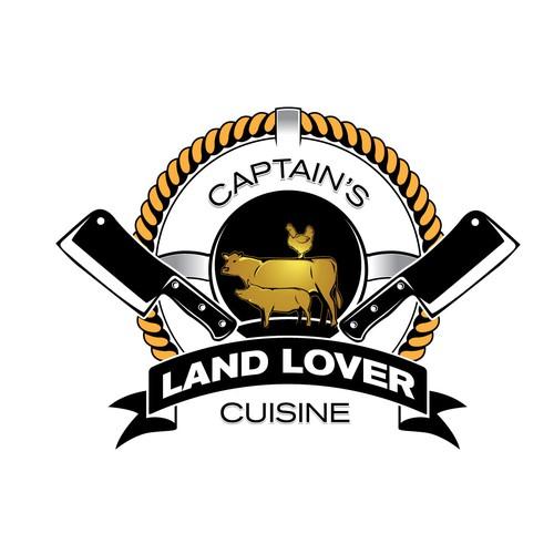 Captain Land lover cuisine