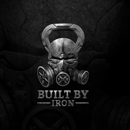 BUILT BY IRON