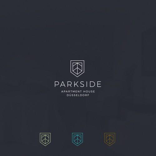 Logo Design for Apartment House PARKSIDE