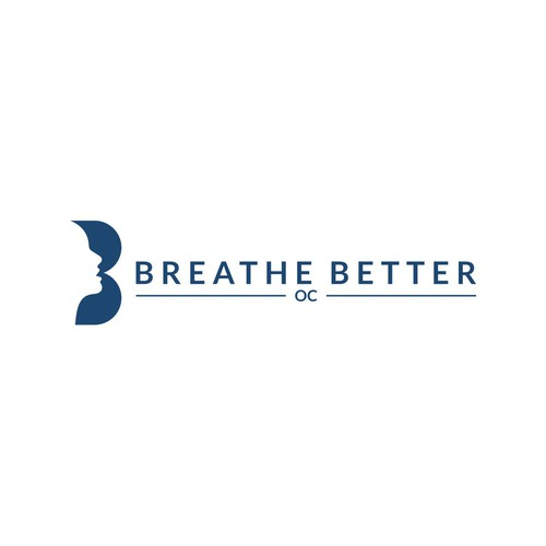 Logo concept for Breath Better