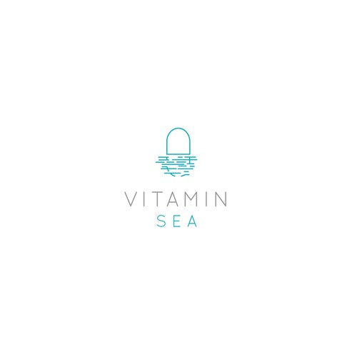 Calm, modern, trendy logo for a water company!