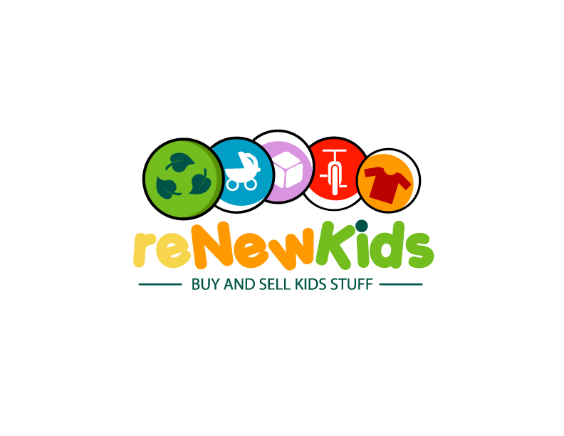 Create fun playful yet environmentally conscious illustration for reNewKids