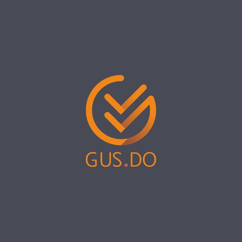 Logo draft for GUS.DO.