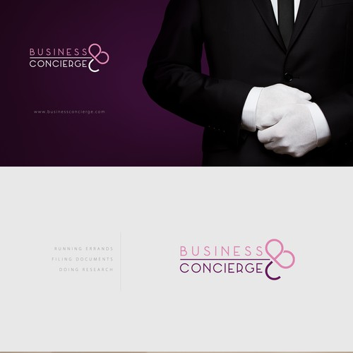 The Business Concierge needs a great logo