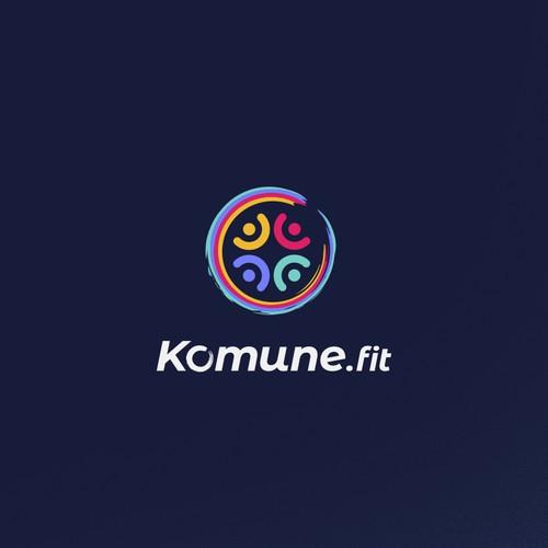 Logo for Komune (Fitness franchise)