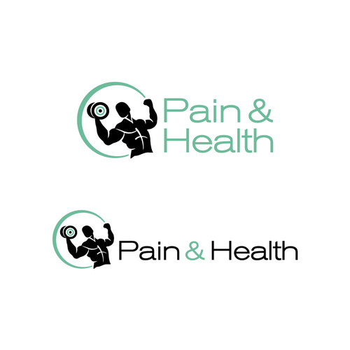 Pain & Health logo for Fitness Training and rehabilitation for people with limitations