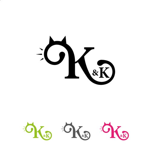 Logo for K&K