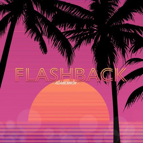 Concept pochette album Sunset 3