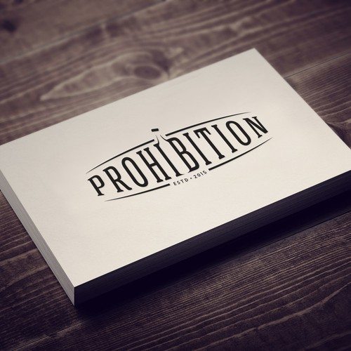 Logo for Prohibition