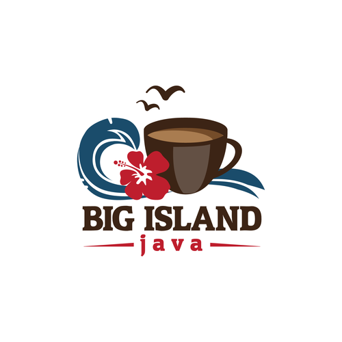 New logo wanted for Big Island Java
