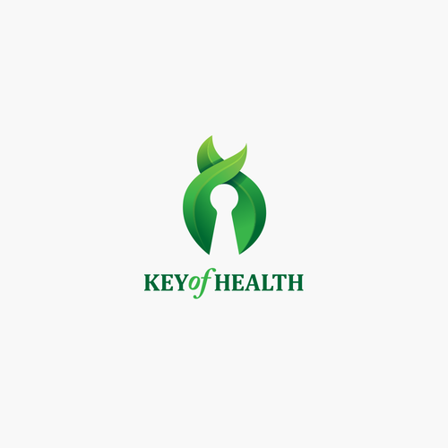 logo design for Natural Health Products