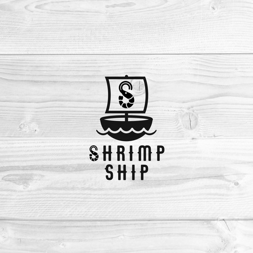 Logo for Shrimp Ship