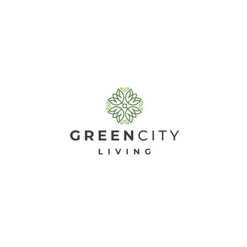 Green City Logo