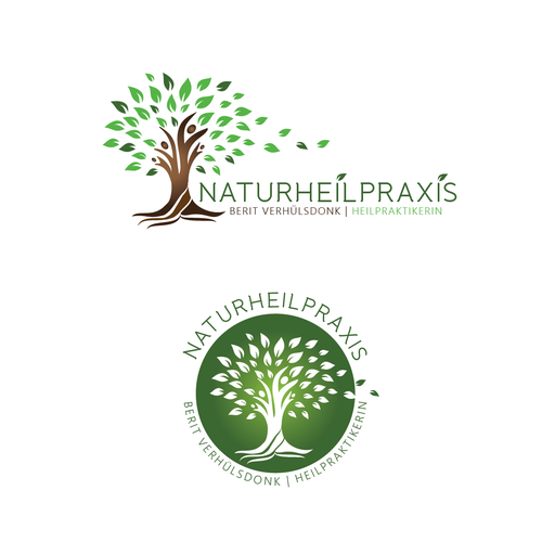 logo for an holistically working alternative practitioner