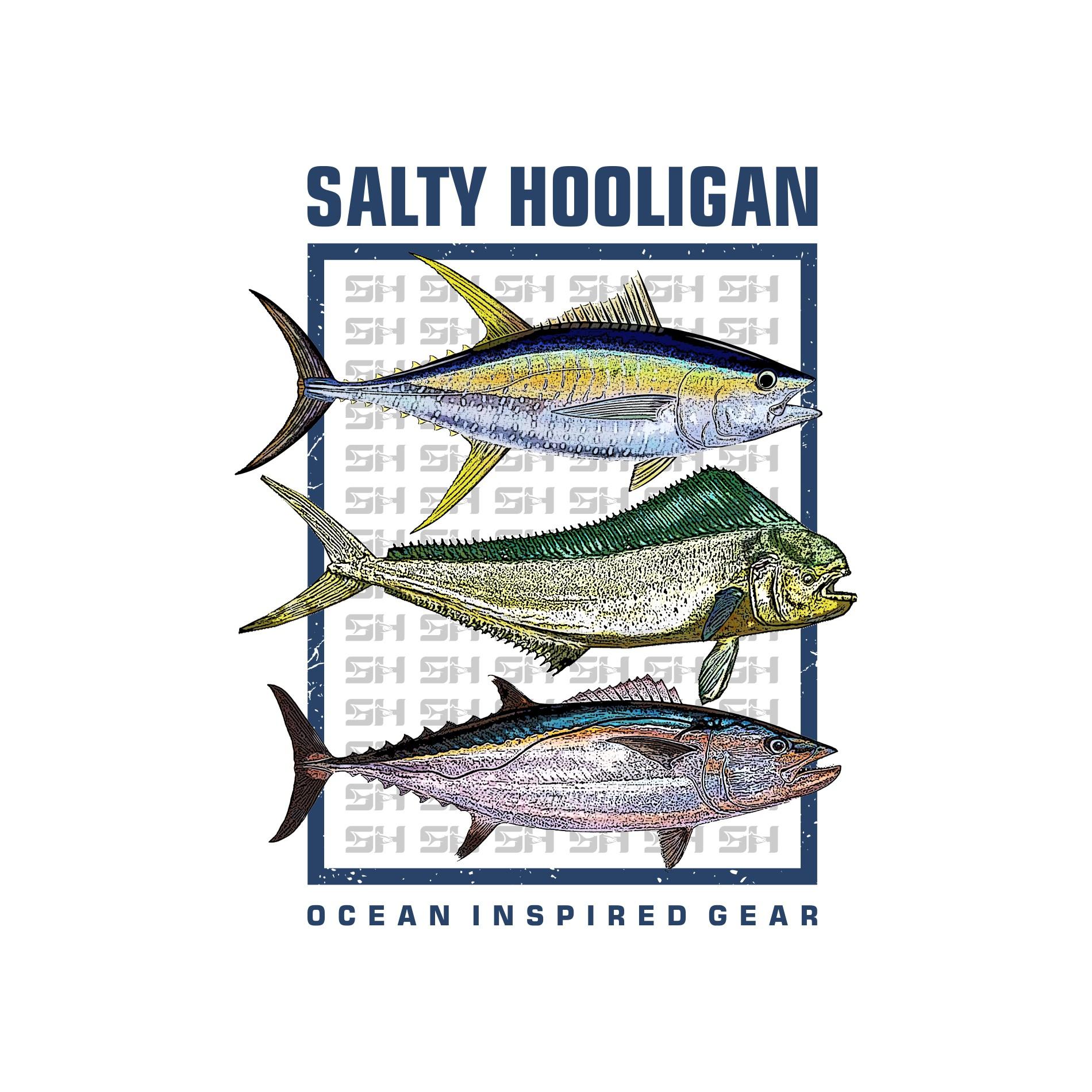 New designs for Salty hooligan