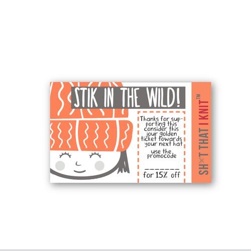 Stik in the wild!