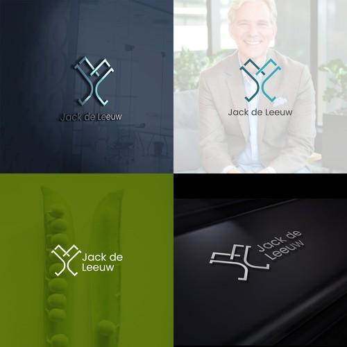 Jack de Leew logo project