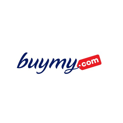 Logotype for buymy.com