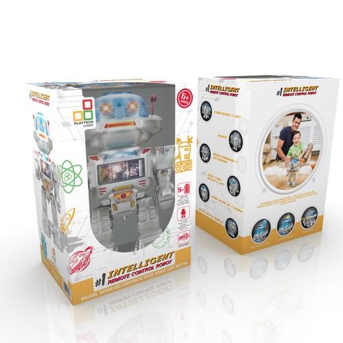 ROBOT KIDS BOX